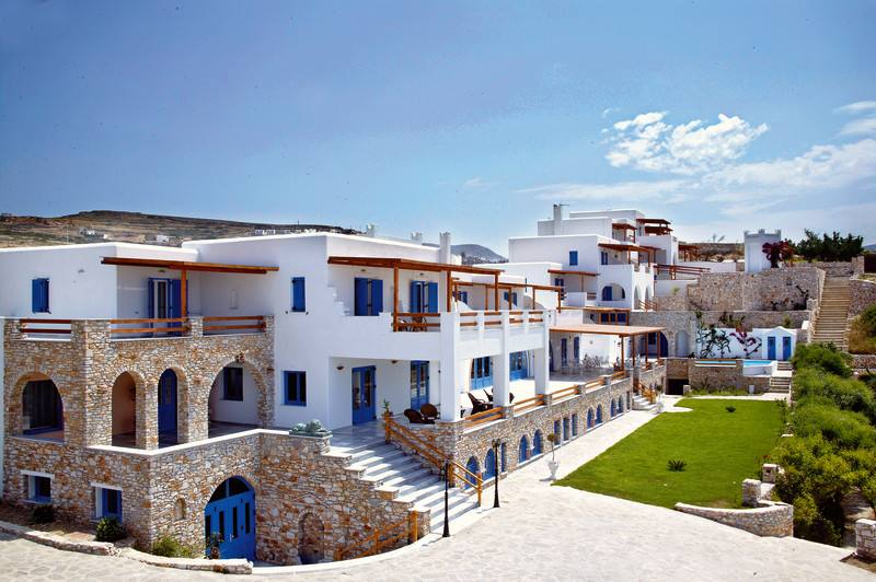 Hotel Agnanti Holiday Resort - Krios Beach - Paros